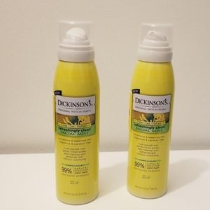 Dickinson's Refreshingly Clean Facial Mist